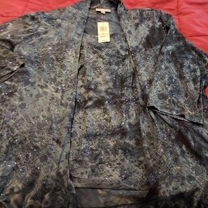 NWT Sparkly blouse